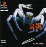 Sony Playstation - Spider - The Video Game
