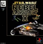 Sony Playstation - Star Wars Rebel Assault 2