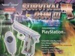 Sony Playstation - Sony Playstation Survival Gun 3 Boxed