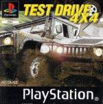 Sony Playstation - Test Drive 4x4