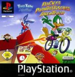 Sony Playstation - Tiny Toon Adventures Pluckys Big Adventure
