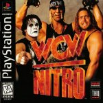 Sony Playstation - WCW Nitro