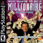 Sony Playstation - Who wants to be a Millionaire 2nd Edition
