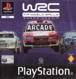 Sony Playstation - WRC - FIA World Rally Championship Arcade