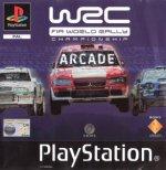 Sony Playstation - WRC - FIA World Rally Championship Arcade
