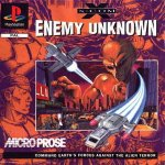 Sony Playstation - X-Com - Enemy Unknown