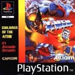 Sony Playstation - X-Men Children of the Atom