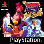 Sony Playstation - X-Men vs Street Fighter