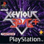 Sony Playstation - Xevious 3D-G