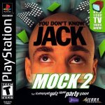 Sony Playstation - You Dont Know Jack Mock 2