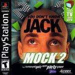 Sony Playstation - You Dont Know Jack Mock 2