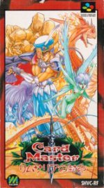 Super Famicom - Card Master Rimusaria No Fuuin
