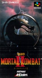 Super Famicom - Mortal Kombat 2