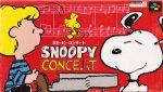 Super Famicom - Snoopy Concert