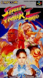 Super Famicom - Street Fighter 2 Turbo