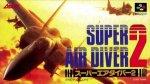 Super Famicom - Super Air Diver 2