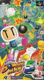 Super Famicom - Super Bomberman 5