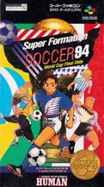 Super Famicom - Super Formation Soccer 94 - World Cup Final Data