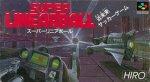 Super Famicom - Super Linearball
