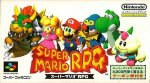 Super Famicom - Super Mario RPG