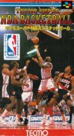 Super Famicom - Tecmo Super NBA Basketball