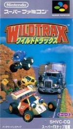 Super Famicom - Wild Trax