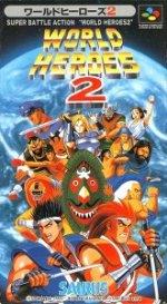 Super Famicom - World Heroes 2