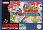 Super Nintendo - All-American Championship Football