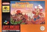 Super Nintendo - An American Tail - Fievel Goes West