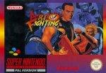 Super Nintendo - Art of Fighting