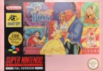 Super Nintendo - Beauty and the Beast
