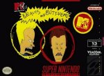 Super Nintendo - Beavis and Butthead