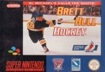 Super Nintendo - Brett Hull Hockey