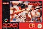 Super Nintendo - Cal Ripken Jr Baseball