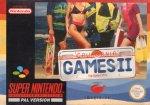 Super Nintendo - California Games 2