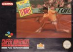 Super Nintendo - David Cranes Amazing Tennis