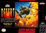 Super Nintendo - Desert Strike