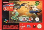 Super Nintendo - Earthworm Jim 2