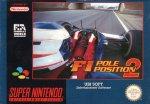 Super Nintendo - F1 Pole Position 2