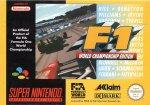 Super Nintendo - F1 World Championship Edition