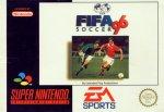 Super Nintendo - FIFA Soccer 96