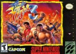 Super Nintendo - Final Fight 3