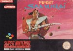 Super Nintendo - First Samurai