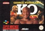 Super Nintendo - George Foremans KO Boxing