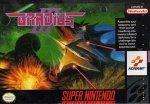 Super Nintendo - Gradius 3