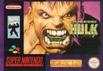 Super Nintendo - Incredible Hulk