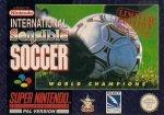 Super Nintendo - International Sensible Soccer