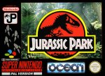 Super Nintendo - Jurassic Park