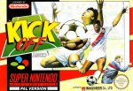 Super Nintendo - Kick Off