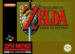 Super Nintendo - Legend of Zelda - A Link to the Past